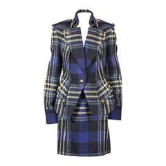 Vivienne Westwood Military Tweed Suit