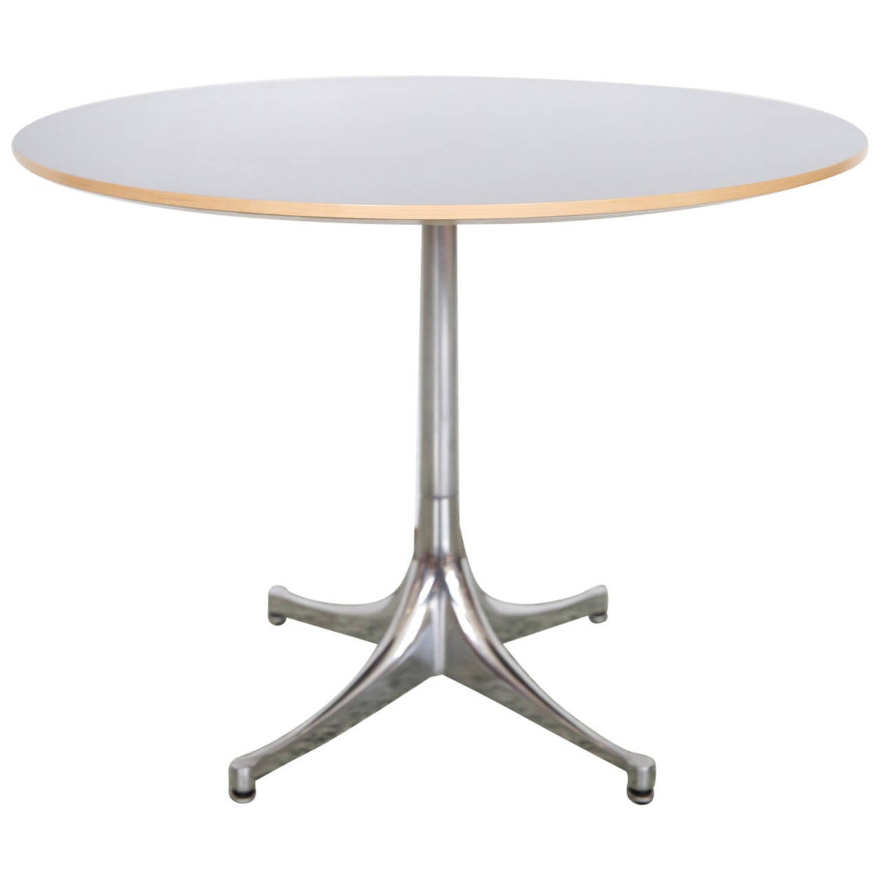 George nelson swag leg side table for heman miller at 1stdibs for Nelson swag leg table