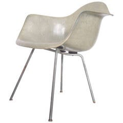 Eames SAX Armchair by Zenith Plastics for Herman Miller