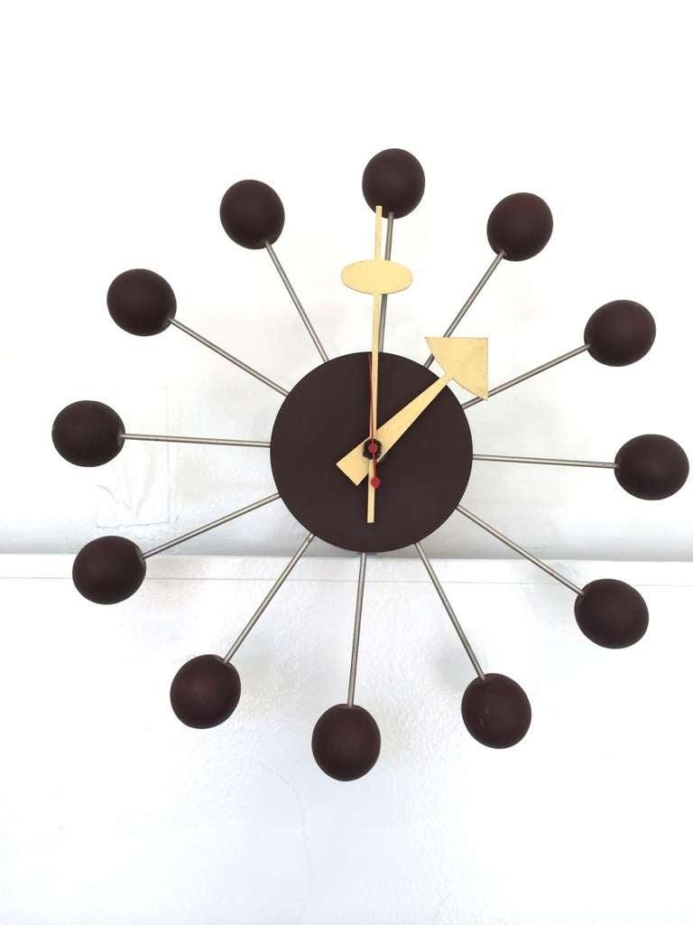 George Nelson for Howard Miller Ball Clock Model 4755 2