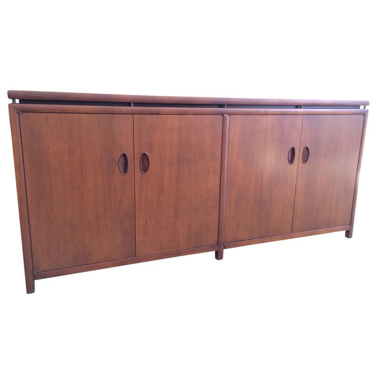 Credenza By Michael Taylor For Baker Furniture At 1stdibs