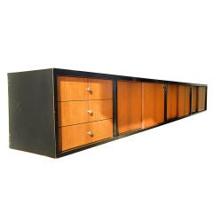 Harris Armstrong Floating Credenza Wall Unit