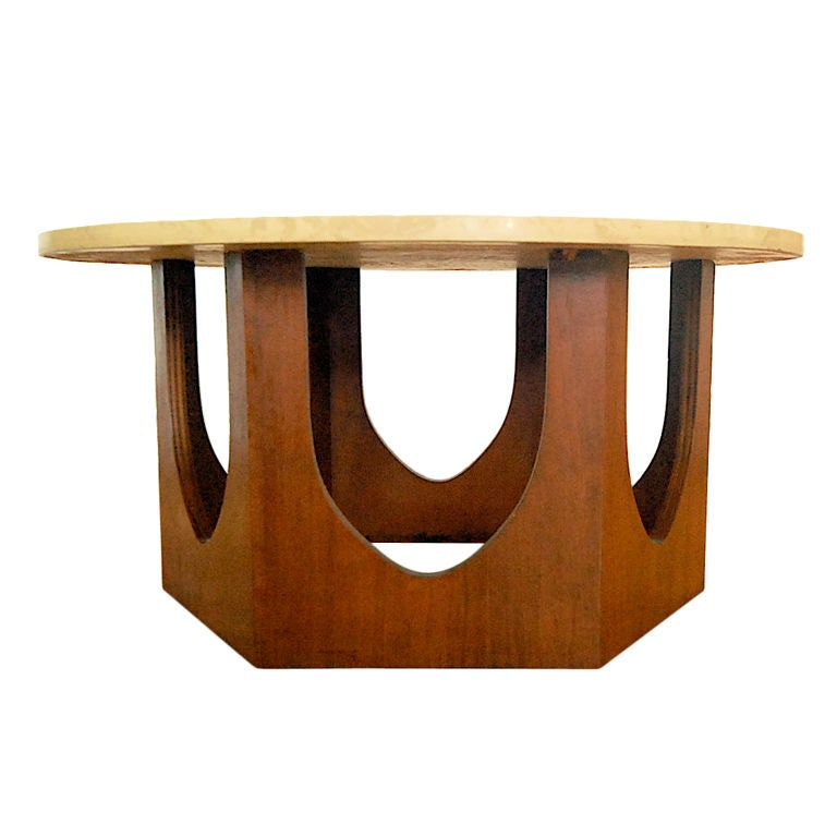Harvey Probber Large Coffee Table At 1stdibs