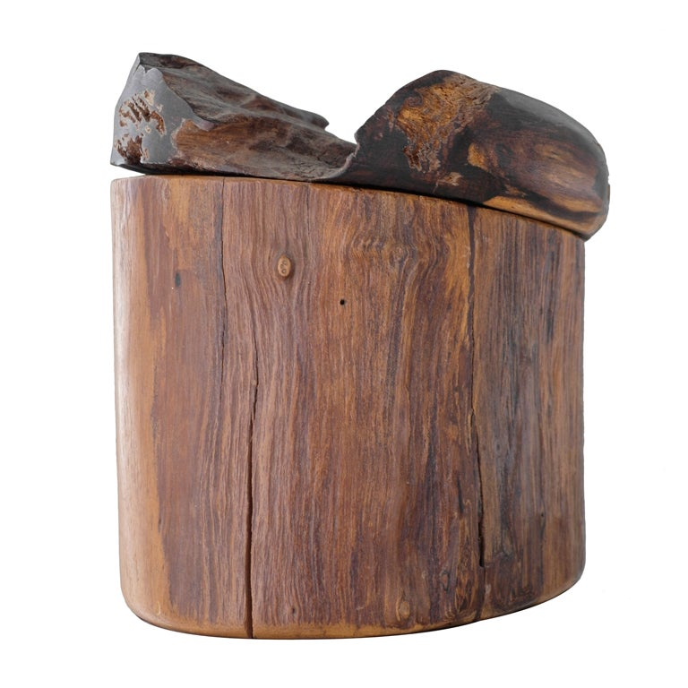 Don Shoemaker Organic Design Box At 1stdibs