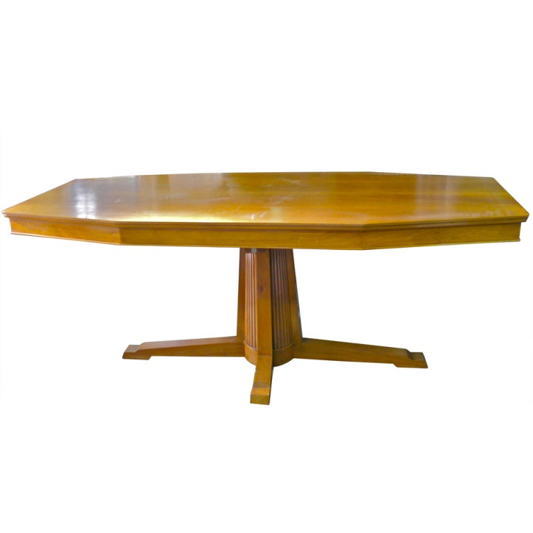 Florentine Dining Room: Mario Tempestini Florentine Dining Table At 1stdibs