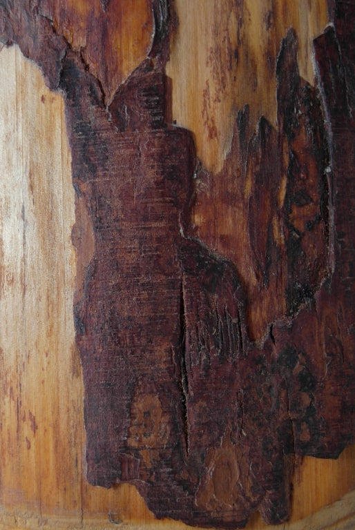 Large Mexican Wooden Sculpture 3