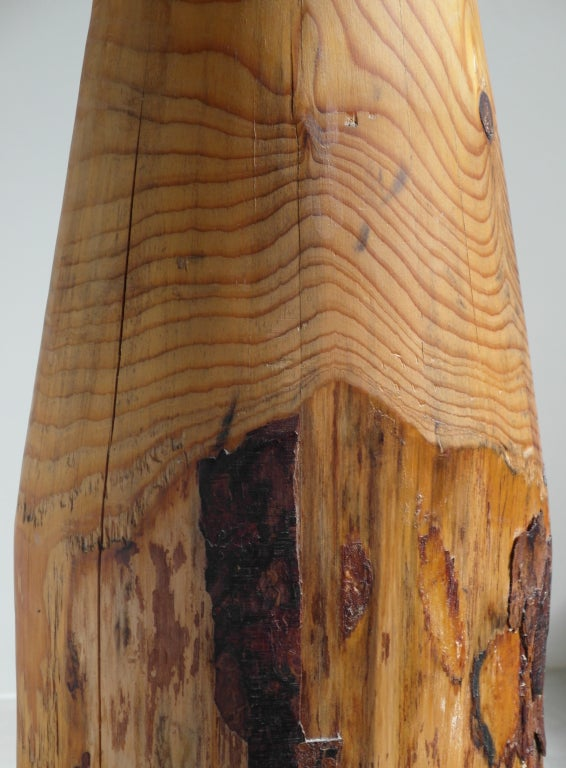 Large Mexican Wooden Sculpture 4