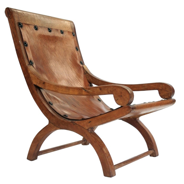 Quot Miguelito Quot Armchair From The Indio Fernanez Residence At