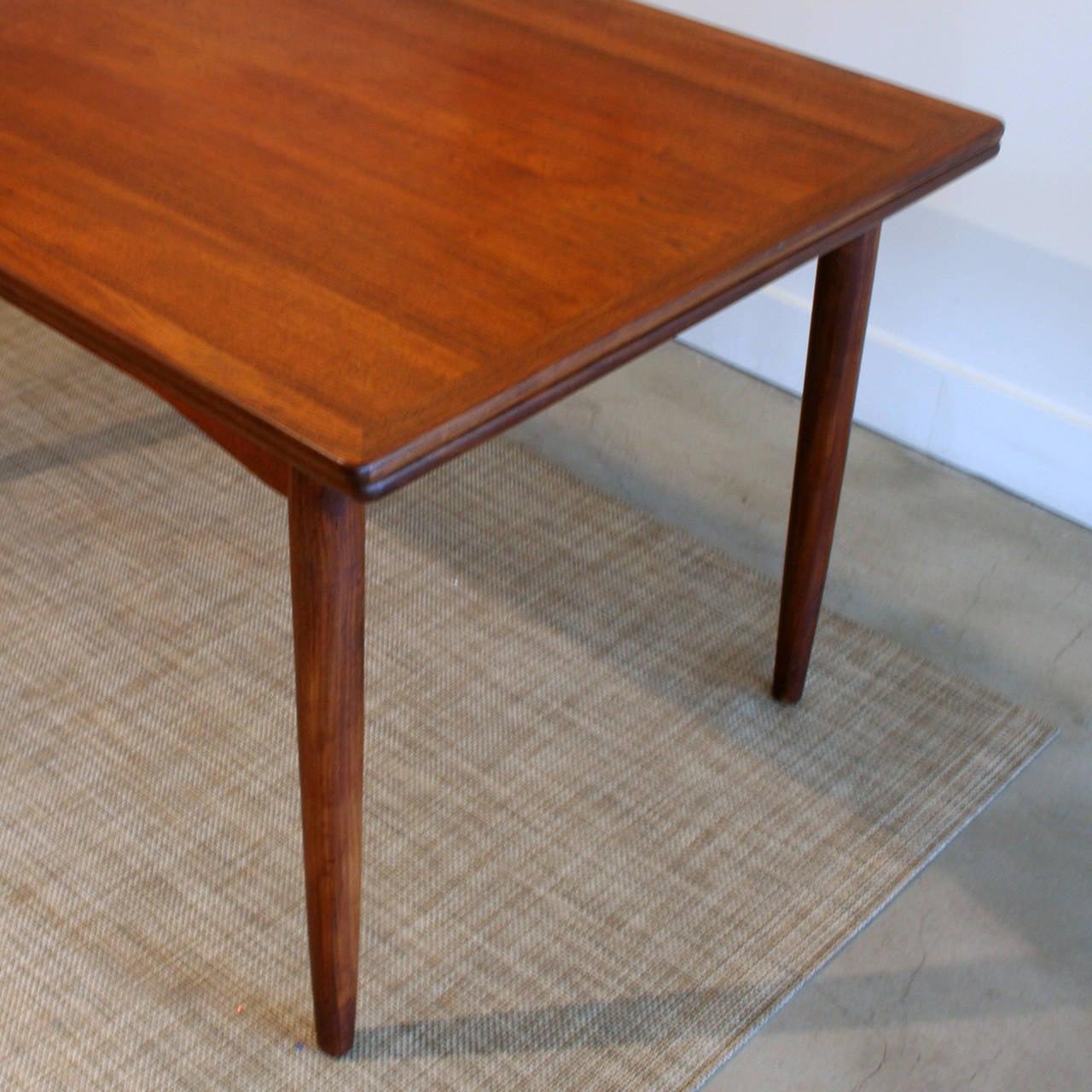 Vintage Danish Teak Dining Table at 1stdibs : IMG8280l from www.1stdibs.com size 1280 x 1280 jpeg 173kB