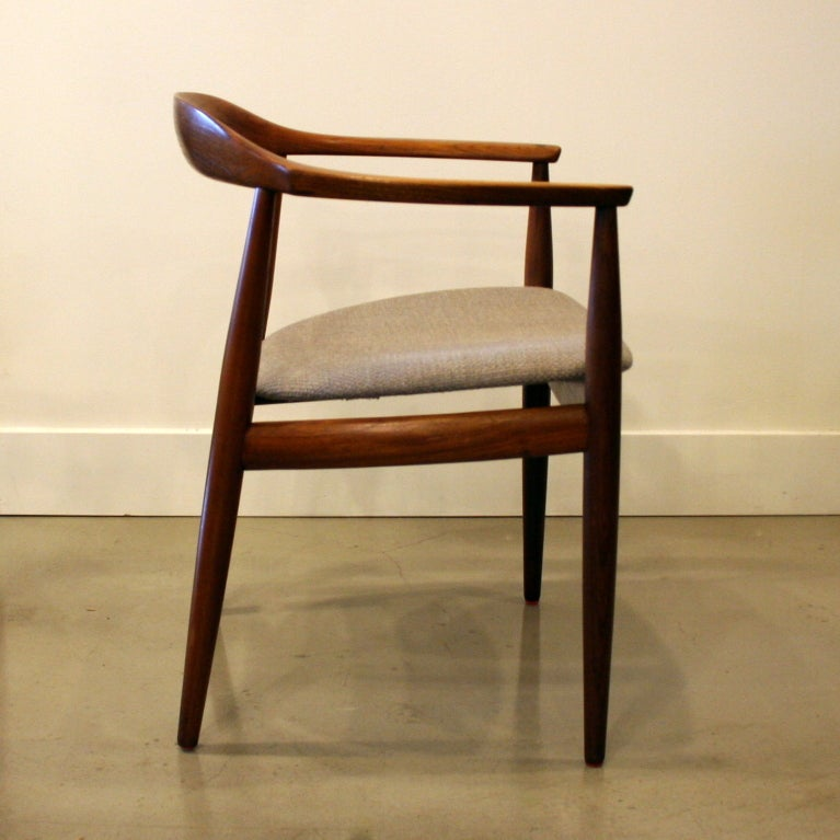 Vintage Danish Teak Arm Chair at 1stdibs : 915313393674063 from www.1stdibs.com size 767 x 767 jpeg 62kB