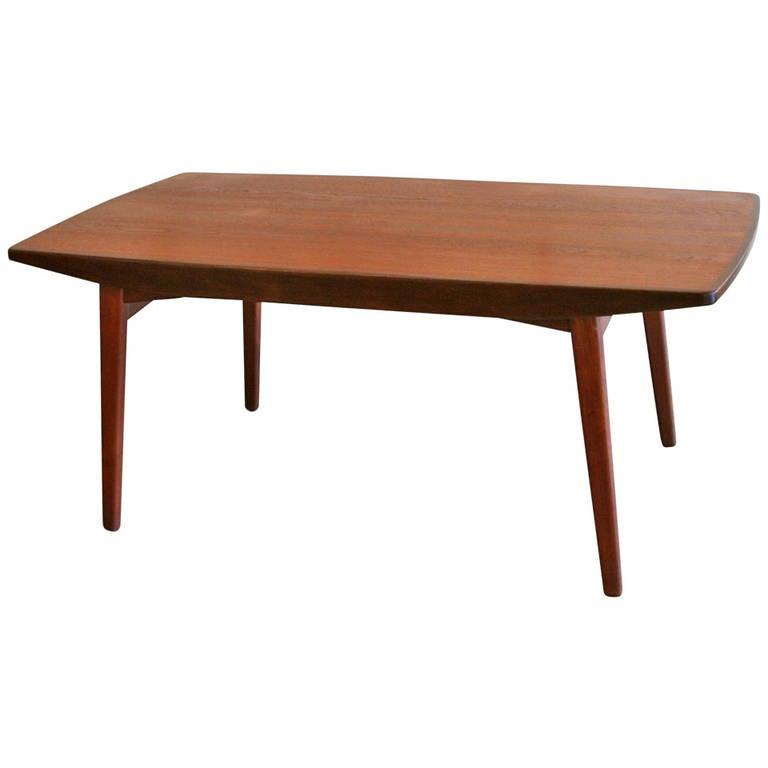 Vintage Teak Dining Table At 1stdibs