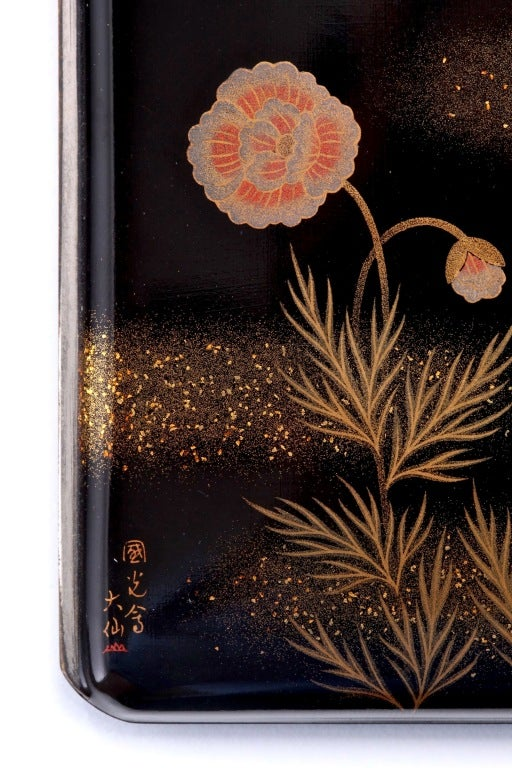 Extraordinary Japanese Cigarette Case image 2
