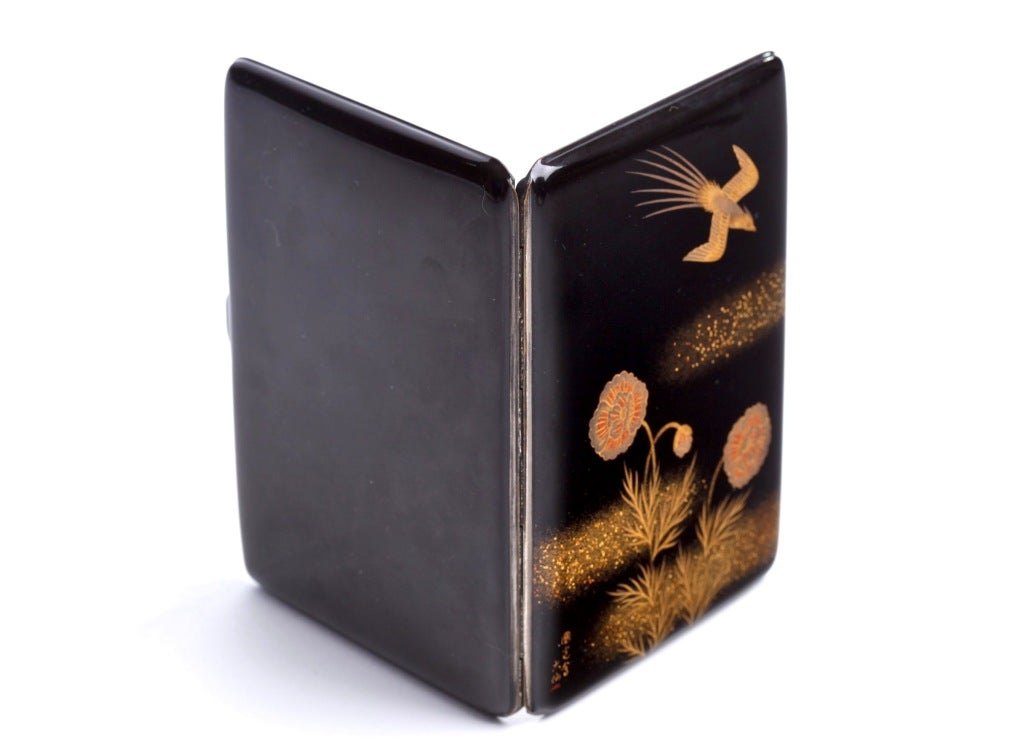 Extraordinary Japanese Cigarette Case image 4