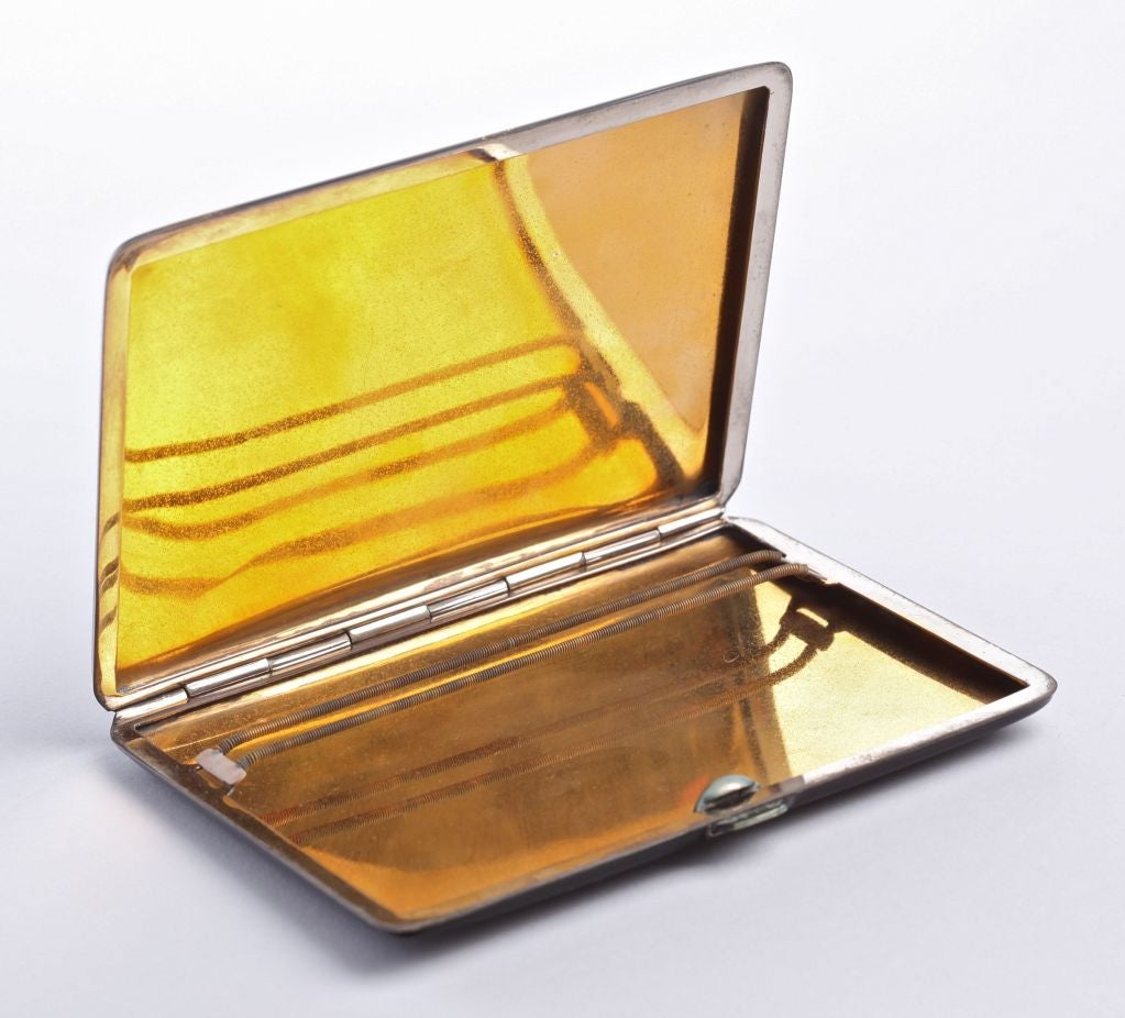 Extraordinary Japanese Cigarette Case image 5