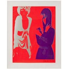 Peter Gee Pop Art Ladies