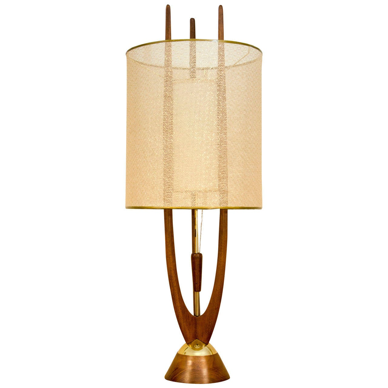 Mid Century Rembrandt Lamp: Mid-Century Table Lamp, Modeline At 1stdibs