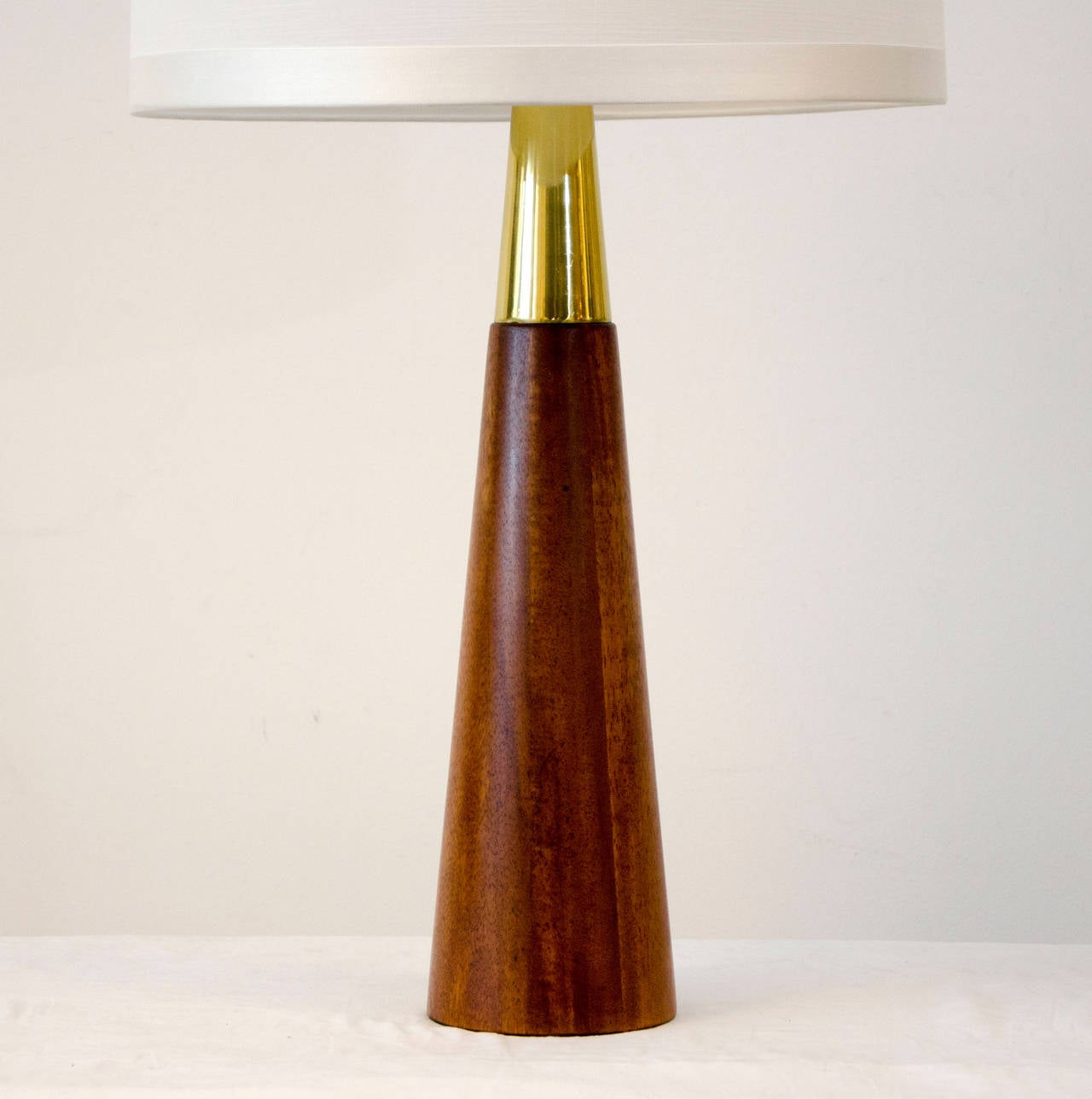 Mid Century Table Lamp In The Style Of Tony Paul 2
