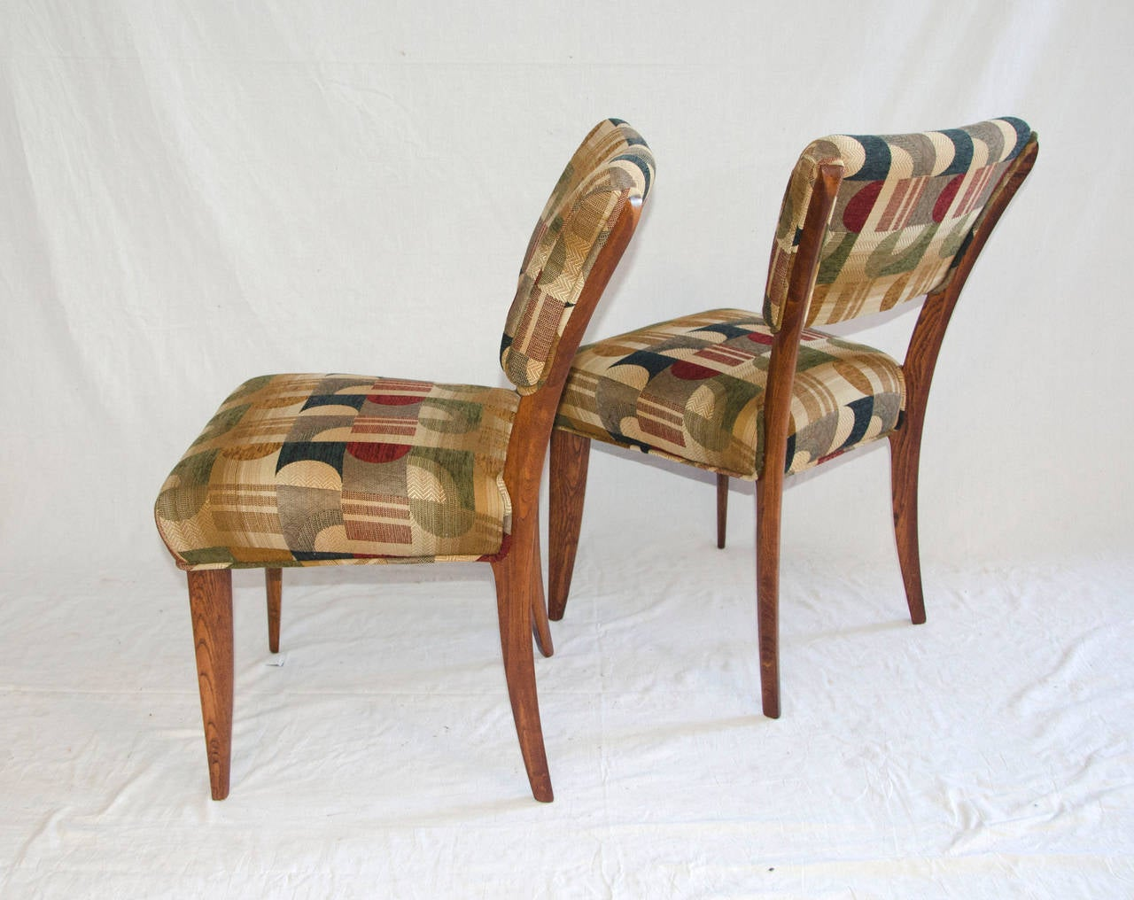 Mid Century Dining Room Table and Chairs by Paul Laszlo for Brown Saltman 5
