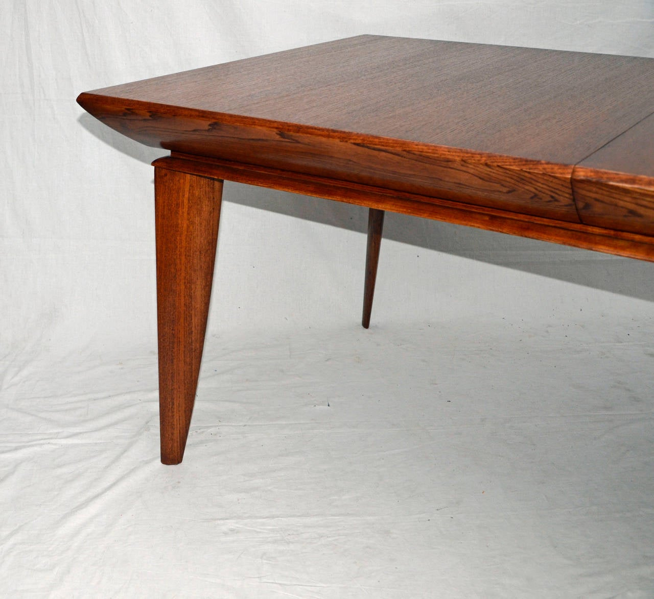 Mid Century Dining Room Table and Chairs by Paul Laszlo for Brown Saltman 7