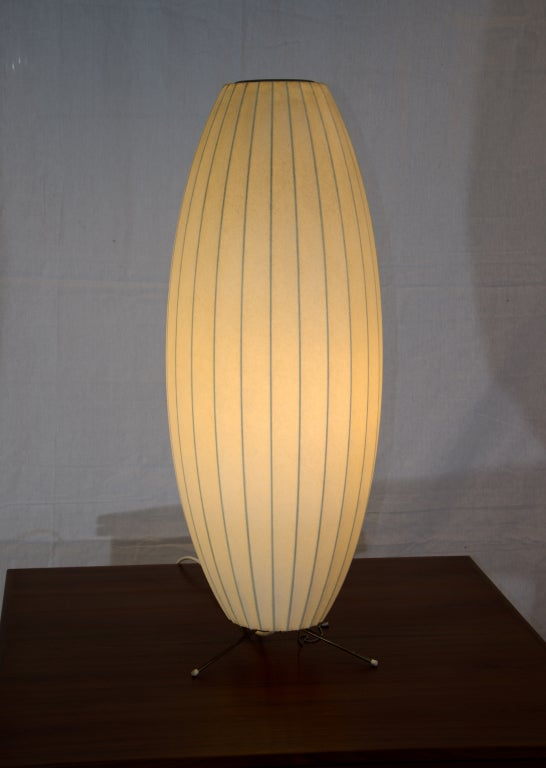 George nelson vintage light