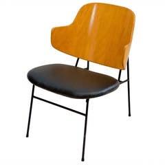 Mid-Century Penguin Chair, Ib Kofod Larsen