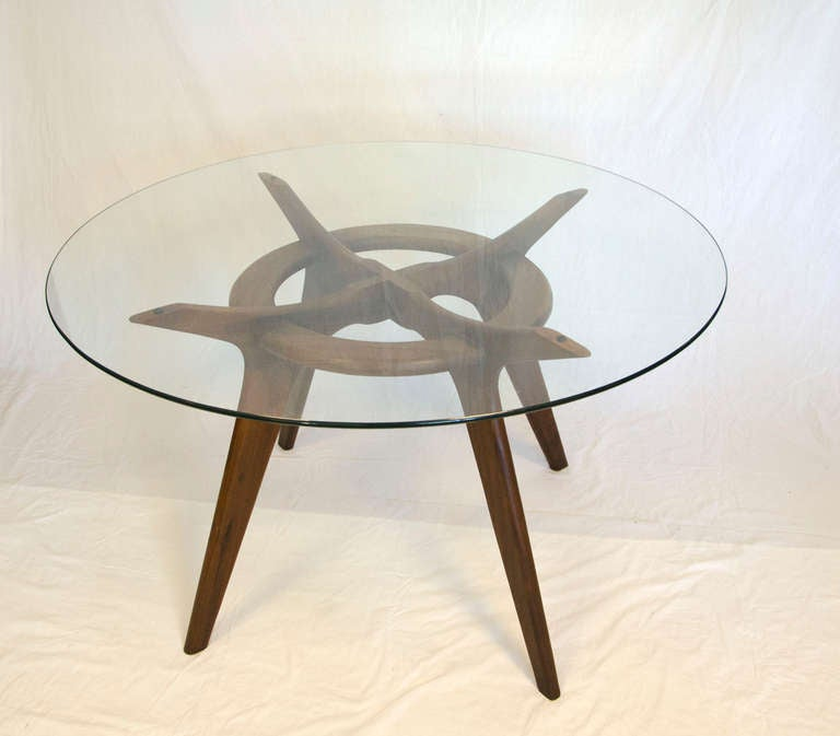 American Mid Century Dining Set by Adrian Pearsall