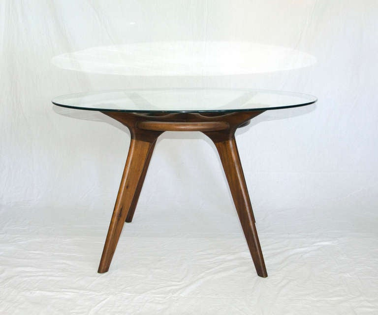 20th Century Mid Century Dining Set by Adrian Pearsall