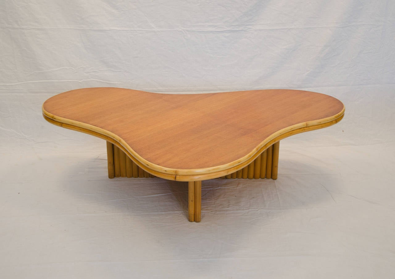 Ritts Tropitan Organic Coffee Table By Herb And Shirley Ritts At 1stdibs