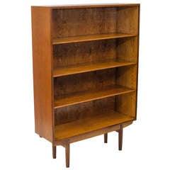 Mid Century Danish Teak Bookcase - Borge Mogensen