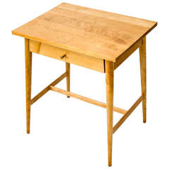 Midcentury Night Stand Occasional Table by Paul McCobb Planner Group