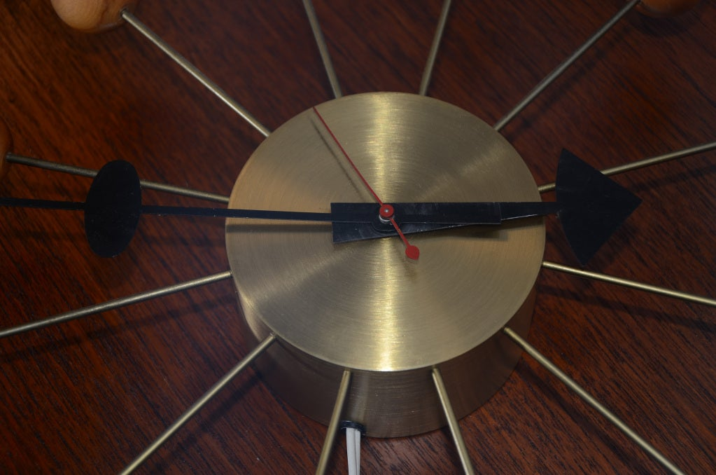 American Original George Nelson Ball Clock