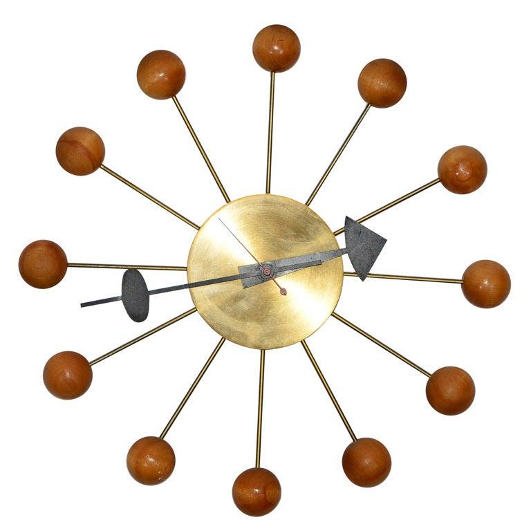Original George Nelson Ball Clock