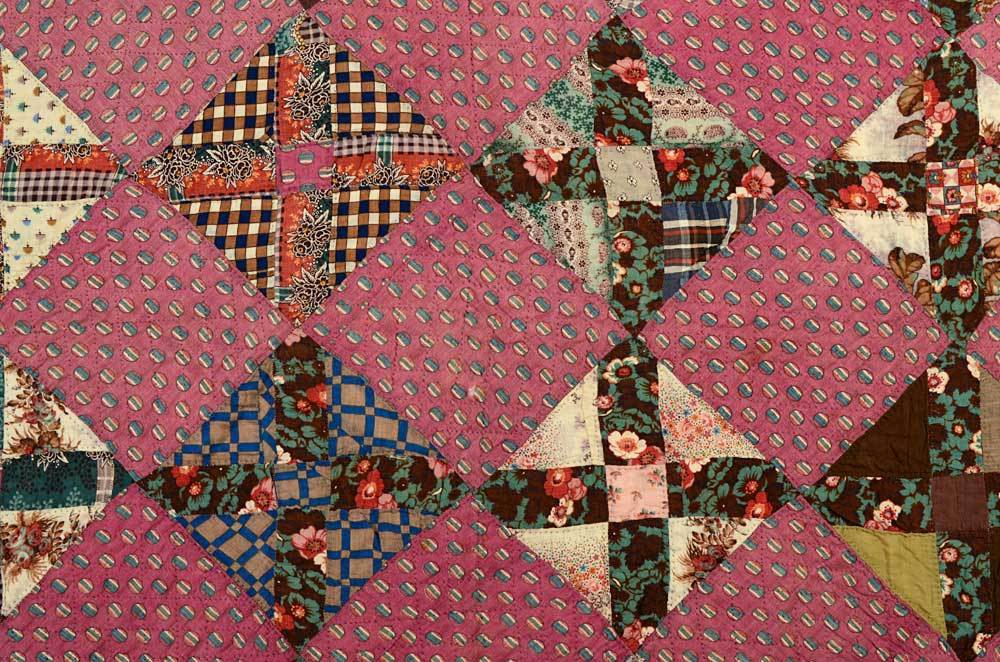 American Texas Puzzle Quilt For Sale