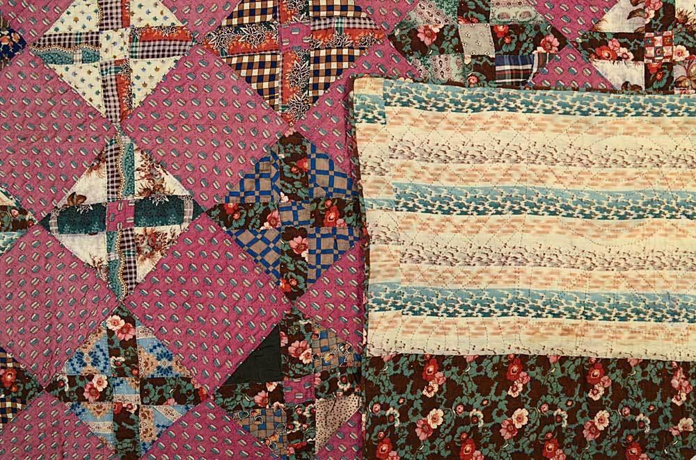 Texas Puzzle Quilt For Sale 1