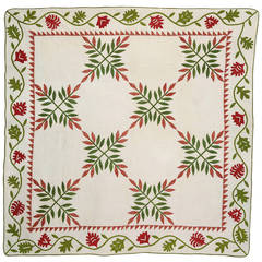 Laurel Leaf Quilt