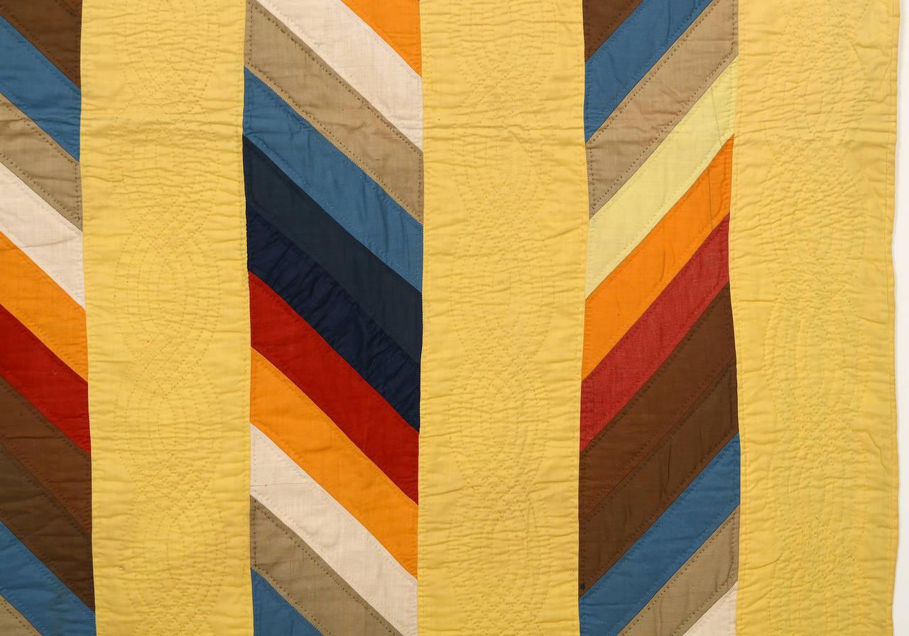 American Joseph's Coat Quilt For Sale