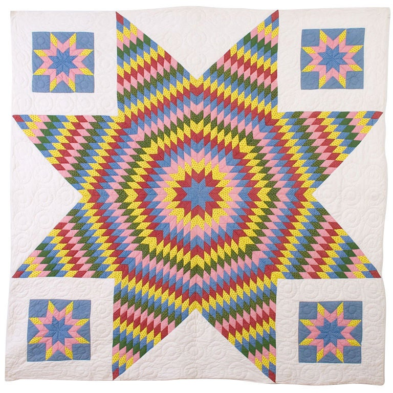 Star of Bethlehem Quilt For Sale