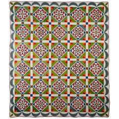 Original Pieced Quilt Pattern