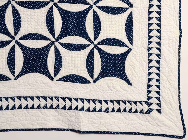 19th Century Robbing Peter to Pay Paul Quilt