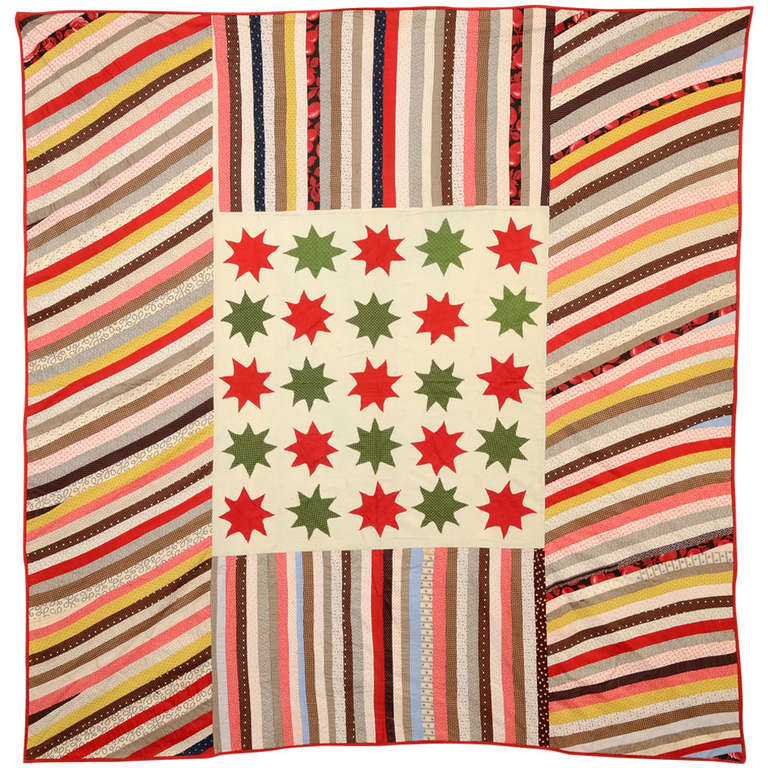 Stars and Stripes Quilt 1