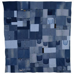 Denim Indigo Quilt