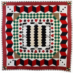 Gambler's Choice Quilt