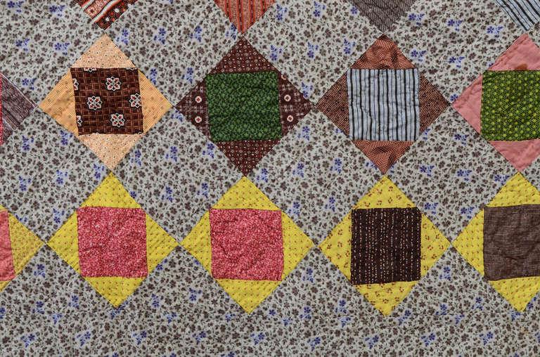 Cotton Economy Patch Quilt For Sale