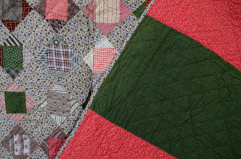 Economy Patch Quilt For Sale 2