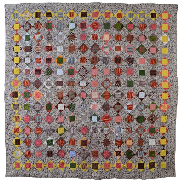 Economy Patch Quilt For Sale