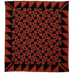 Hearts and Gizzards Quilt
