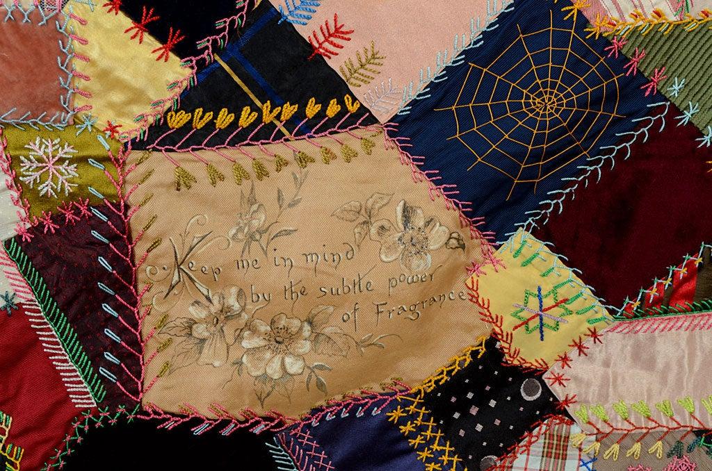 Victorian Crazy Quilt 1