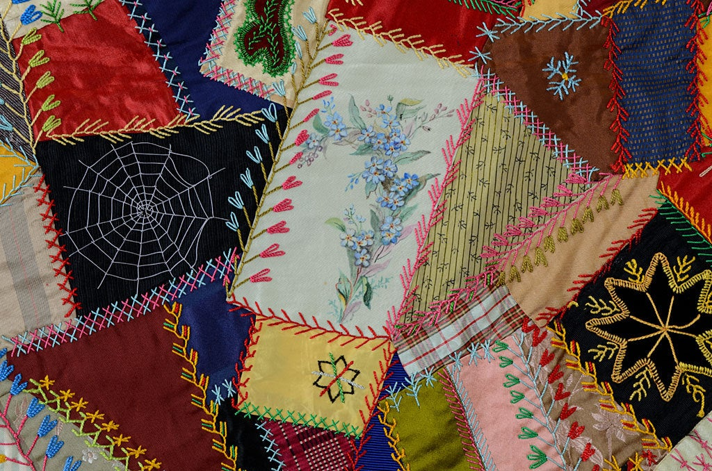 Victorian Crazy Quilt 3