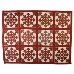 Double Hearts Quilt