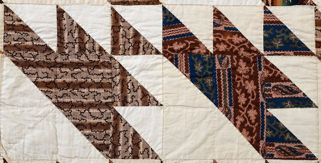 Sawtooth Quilt For Sale 3